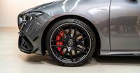 AMG High-performance Braking System