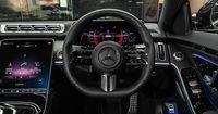 Multifunction Steering Wheel in Nappa Leather