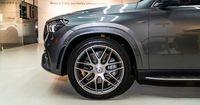 """22"""" AMG alloy wheels – cross-spoke light-alloy wheels"""