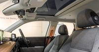 The Honda e comes with a panoramic sky roof that lets in even more light to the cabin