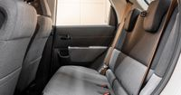Rear seats not only offer excellent legroom but also fold flat for extra load space when you need it