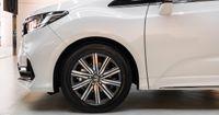 """17"""" aluminium wheels"""