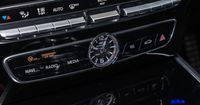 AMG-specific IWC-design Analogue Clock