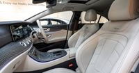 The sportiest form of a car means nothing if you cannot feel the vehicle and its power in the interior