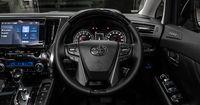 Multi-Function Leather Steering Wheel
