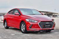 Hyundai Elantra 1.6 GLS S (OPC)
