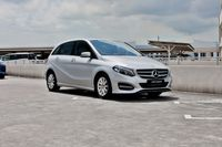 Certified Pre-Owned Mercedes-Benz B180 Style | Car Choice Singapore