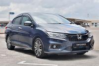 Honda City 1.5 SV