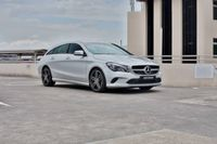 Certified Pre-Owned Mercedes-Benz CLA180 Shooting Brake Urban | Car Choice Singapore