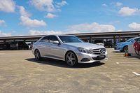Certified Pre-Owned Mercedes-Benz E-Class E250   Car Choice Singapore