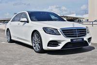 Mercedes-Benz S500L AMG Line
