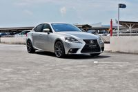 Certified Pre-Owned Lexus IS Turbo IS200t Executive | Car Choice Singapore
