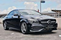 Mercedes-Benz CLA180 AMG Line