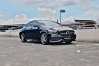 Certified Pre-Owned Mercedes-Benz CLA180 AMG Line | Car Choice Singapore