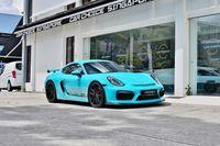 Certified Pre-Owned Porsche Cayman GT4 3.8M   Car Choice Singapore