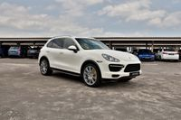 Certified Pre-Owned Porsche Cayenne Turbo 4.8A Tip | Car Choice Singapore
