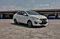 Certified Pre-Owned Mitsubishi Attrage 1.2A | Car Choice Singapore