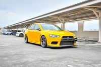 Certified Pre-Owned Mitsubishi Evolution 10 GSR SST | Car Choice Singapore