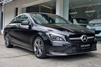 Mercedes-Benz CLA180 Urban