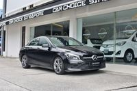 Certified Pre-Owned Mercedes-Benz CLA180 Urban | Car Choice Singapore