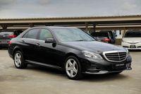 Certified Pre-Owned Mercedes-Benz E-Class E250 | Car Choice Singapore