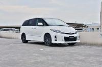 Certified Pre-Owned Toyota Estima 2.4 Aeras Premium | Car Choice Singapore