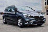 BMW 216d Gran Tourer Luxury