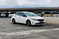 Certified Pre-Owned Kia Cerato K3 1.6A   Car Choice Singapore
