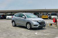 Certified Pre-Owned Honda HR-V 1.5A LX   Car Choice Singapore