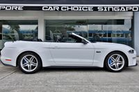 Certified Pre-Owned Ford Mustang Convertible 5.0 GT | Car Choice Singapore