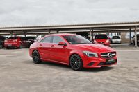 Certified Pre-Owned Mercedes-Benz CLA-Class CLA180 | Car Choice Singapore