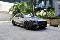 Certified Pre-Owned Mercedes-Benz A-Class A45 S AMG 4MATIC+ Plus | Car Choice Singapore