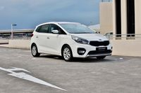 Certified Pre-Owned Kia Carens Diesel 1.7A | Car Choice Singapore