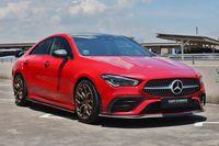 Mercedes-Benz CLA180 AMG Line Premium Plus