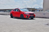 Certified Pre-Owned Kia Cerato Forte Koup 1.6A SX Sunroof  | Car Choice Singapore