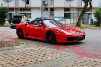 Certified Pre-Owned Ferrari F430 Spider | Car Choice Singapore