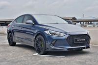 Hyundai Elantra 1.6 GLS S