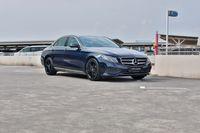 Certified Pre-Owned Mercedes-Benz E200 Avantgarde   Car Choice Singapore