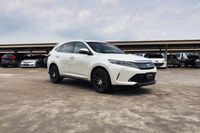 Certified Pre-Owned Toyota Harrier 2.0A G-Grade Turbo | Car Choice Singapore