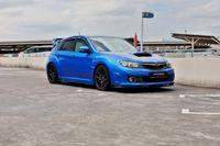Certified Pre-Owned Subaru Impreza WRX 5D 2.5M STI   Car Choice Singapore