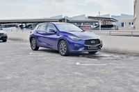 Certified Pre-Owned Infiniti Q30 Diesel 1.5T | Car Choice Singapore
