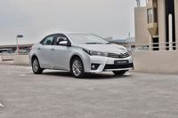 Certified Pre-Owned Toyota Corolla Altis 1.6 | Car Choice Singapore