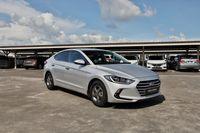 Certified Pre-Owned Hyundai Elantra 1.6A GLS | Car Choice Singapore