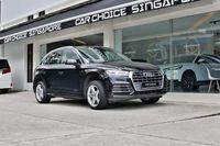 Certified Pre-Owned Audi Q5 2.0 Quattro | Car Choice Singapore