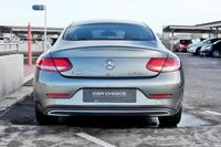 Certified Pre-Owned Mercedes-Benz C180 Coupe | Car Choice Singapore
