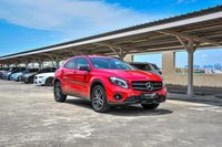 Certified Pre-Owned Mercedes-Benz GLA-Class GLA180 Urban Edition   Car Choice Singapore