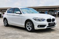 Certified Pre-Owned BMW 116d | Car Choice Singapore