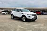 Certified Pre-Owned Land Rover Range Rover Evoque 2.0A 5DR | Car Choice Singapore