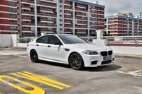 Certified Pre-Owned BMW 5 Series 523i    Car Choice Singapore