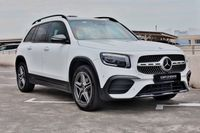 Certified Pre-Owned Mercedes-Benz GLB-Class GLB200 AMG Line Premium Plus 7-Seater | Car Choice Singapore